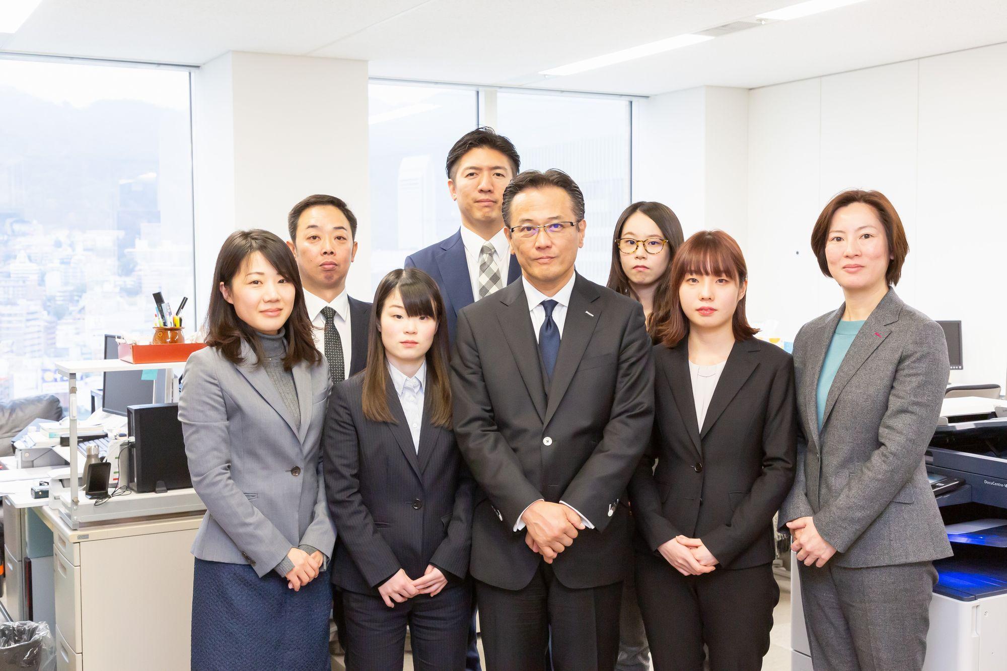 freee導入実績3位の近江清秀公認会計士税理士事務所のメンバー